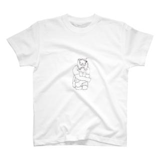 利三さん T-shirts