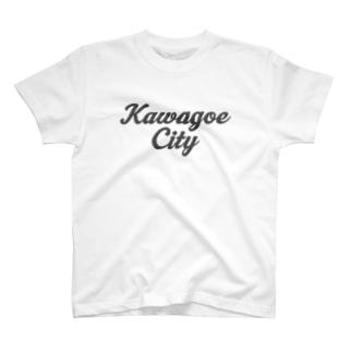 KAWAGOE CITY T-shirts