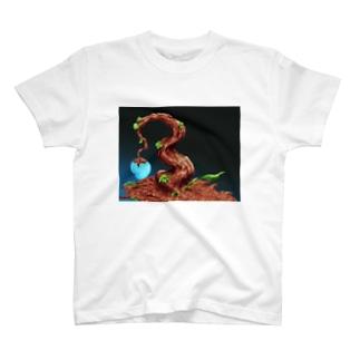 ふぁんたじい盆栽 T-shirts