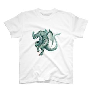 踊る竜 T-shirts