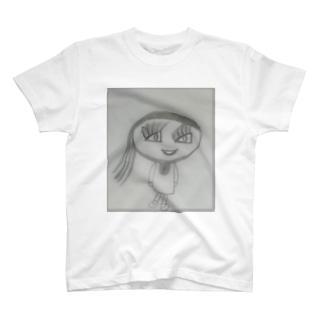 先生の愛娘ジョーズちゃん T-shirts