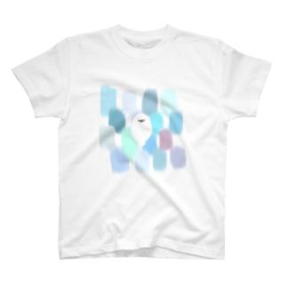 あざらしとえのぐ T-shirts