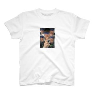 領域展開だよ!塩崎くん! T-shirts