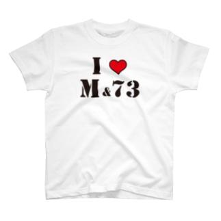 M&73 松本菜奈実 T-shirts