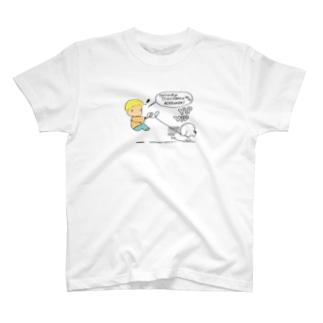 YIPYIP T-shirts