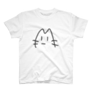 雑な猫風 T-shirts