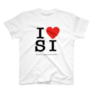 I♥SI  T-shirts