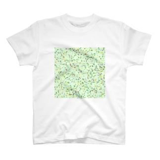 Random Paint(Botanical Colors01) T-shirts