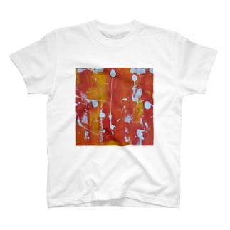 鮮やかな人々 T-shirts