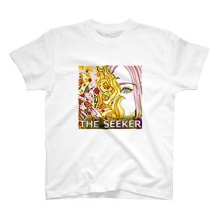 【THE SEEKER】DbD公式放送掲載アイコン T-shirts