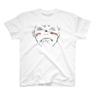 かたぎりゆう(恥ずかしい) T-shirts