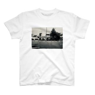 純喫茶翡翠 T-shirts