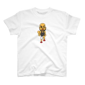 寝て見る夢に出てきたやつ。10 T-shirts