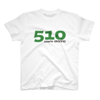 100%510 T-shirts