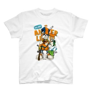 SKELTONANGLER T-Shirt