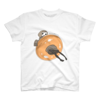 ドーナツスッポリ T-shirts