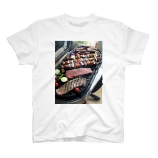 年中BBQ T-shirts