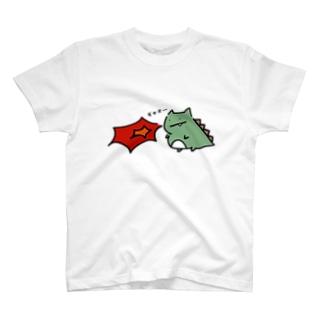 ギャオー T-shirts