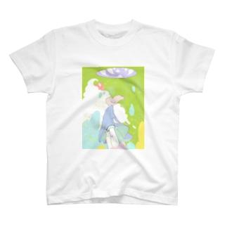 メロンソーダの外へ T-shirts