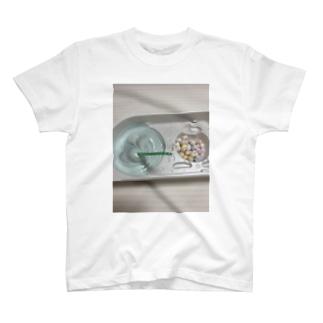 あの有名なねるねるね T-shirts