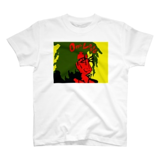 ONE LOVE 2 T-shirts
