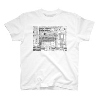 機械的 T-shirts