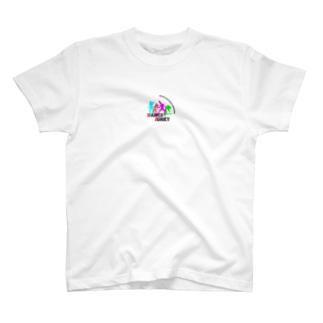DANCE JUNKYマスク T-shirts