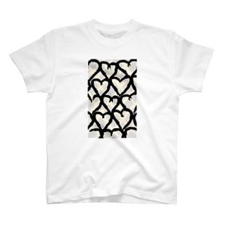 ラフハート T-Shirt