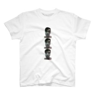 ブクブクトーテムポール T-shirts