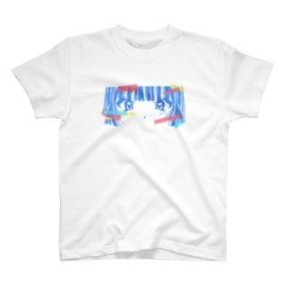 めぢから T-shirts
