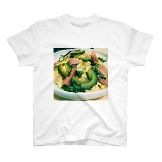 ゴーヤーチャンプルー T-shirts
