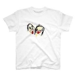 ぱぱとぼく T-shirts