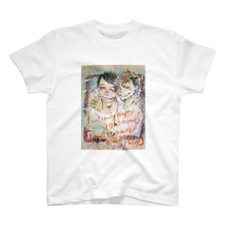 君は幸せの王子様 T-shirts