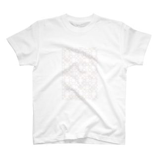 幾何学模様 R T-shirts