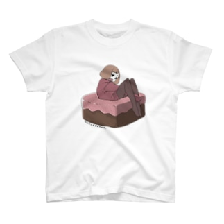 スクエアドーナツ T-shirts