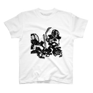 ケンドウ2 T-shirts
