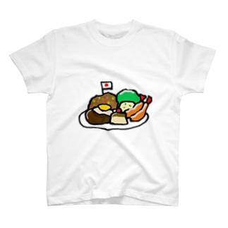 オコサマランチ T-shirts