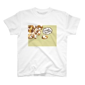 guineapig paradise T-shirts