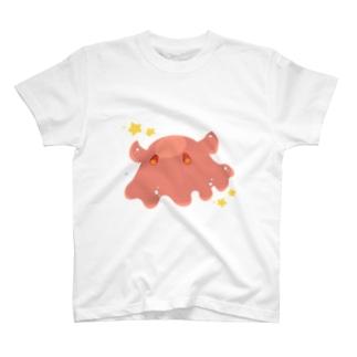 泳ぐめんだこさん🐙✨ T-Shirt