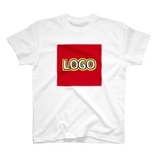 ロゴ・ブロック T-shirts