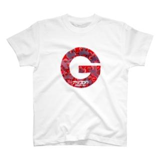 魂のGマーク T-shirts