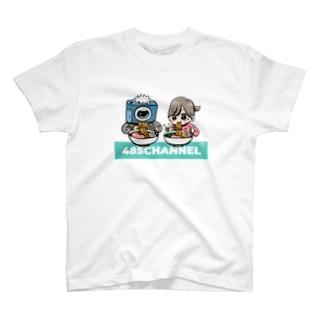 しやごと塩カメ T-shirts