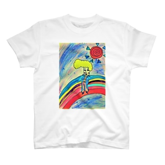 虹男 T-shirts
