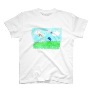 まてまて~~ T-shirts