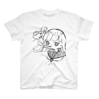 しゃぼんだま T-shirts