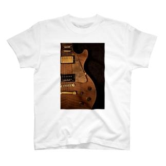 枯れたサウンドが聴こえる T-shirts