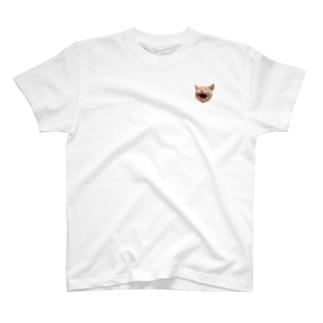 くりまるのあくび。 T-Shirt