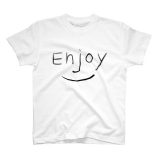 エンジョイスマイル T-shirts