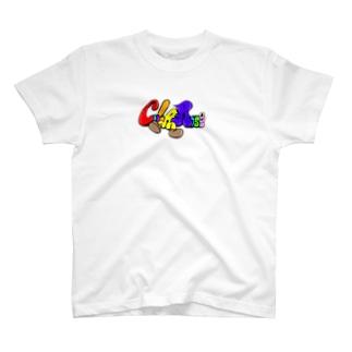 C-RISE T-shirts
