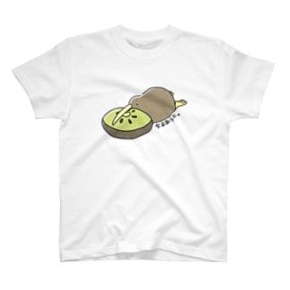 ちるあうと。 T-shirts
